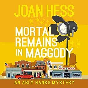 Mortal Remains in Maggody Audiobook