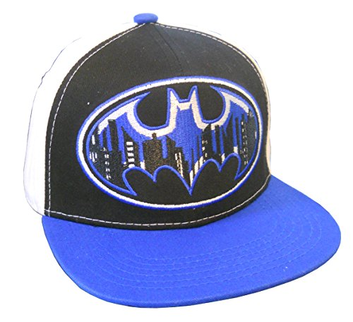 [Batman Kids Cap Hat Officially Licensed DC with Tags] (Baseball Bat Man Costume)