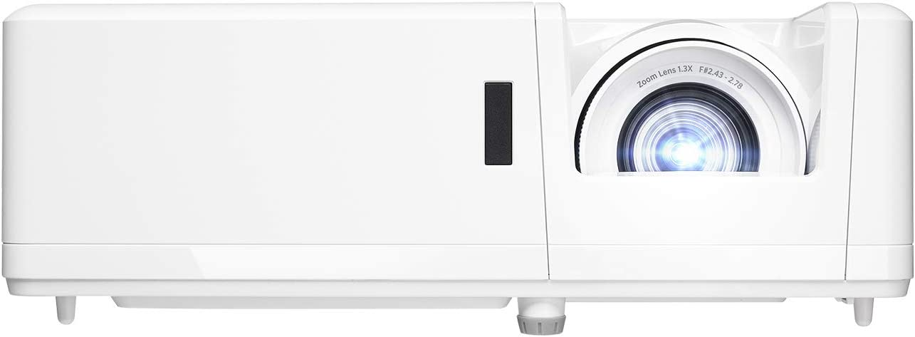 Optoma ZW400 WXGA Professional Laser Projector | Compact Design & Bright 4000 lumens | DuraCore Laser Technology, Up to 30,000 Hours | Network Control | 4K HDR Input | Quiet Operation