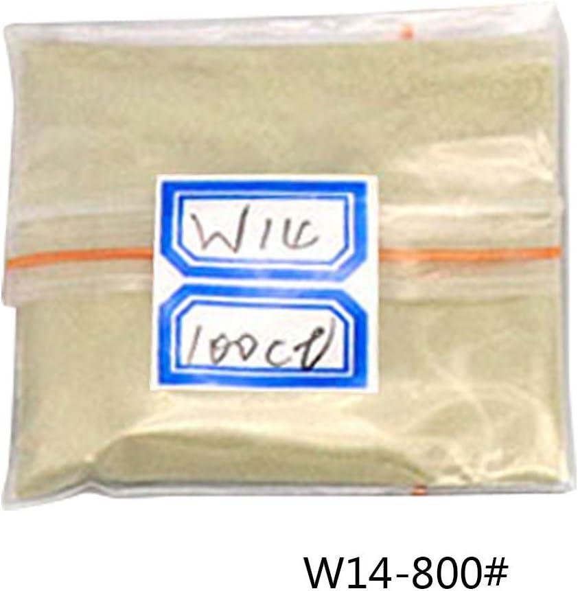 BIlinli 100 Quilates / 20g W0.5 a W40 Pulido Polvo Diamante Micron Polvo Pulido Herramientas para Piedras Preciosas Carburo de Cerámica de Jade