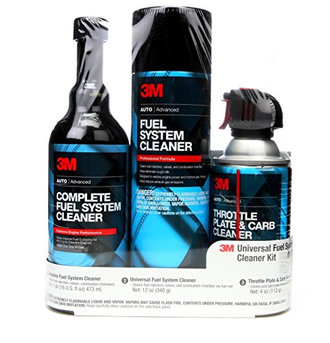 3M 08911 Universal Fuel System Cleaner Kit