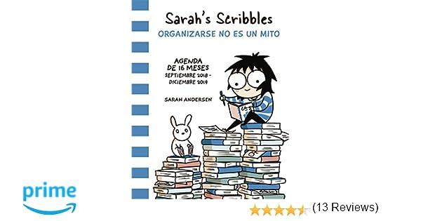Sarahs Scribbles: Agenda 2019: Organizarse no es un mito ...