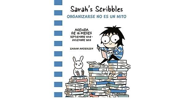 Sarahs Scribbles, Agenda 2019 : organizarse no es un mito ...