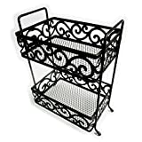 Free Standing Shower Caddy, by Elegant Home Fashions, 8 x 6 x 12 inches
