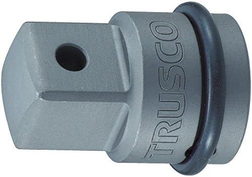 TRUSCO(トラスコ) インパクト用ソケットアダプター(凹25.4-凸19.0) TAD86