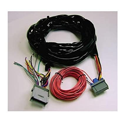 amazon com scosche gm06b 2000 05 gm radio t harness 17 ft rh amazon com