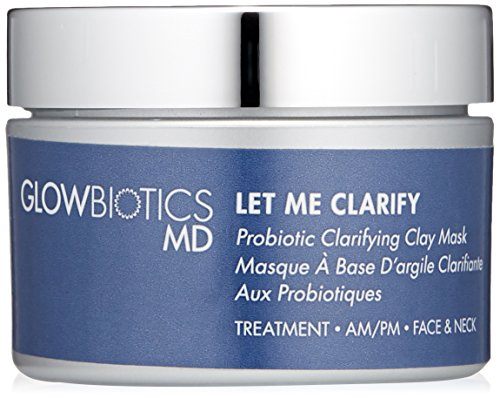 Glowbiotics MD Probiotic Clarifying Clay Mask, 1.8 fl. oz.