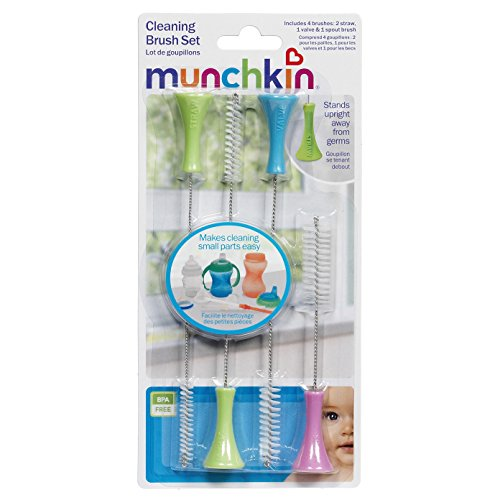 Munchkin Cleaning Brush Set, 1 Set