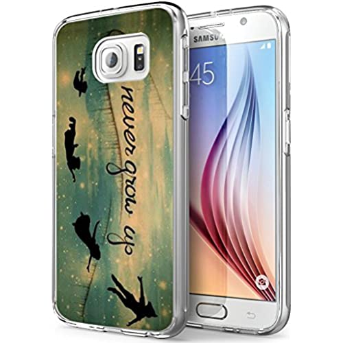S7 Active Bible,Gifun Soft Clear TPU [Anti-Slide] and [Drop Protection] Protective Case Cover for Samsung Galaxy S7 Active W Never Give Up Sales