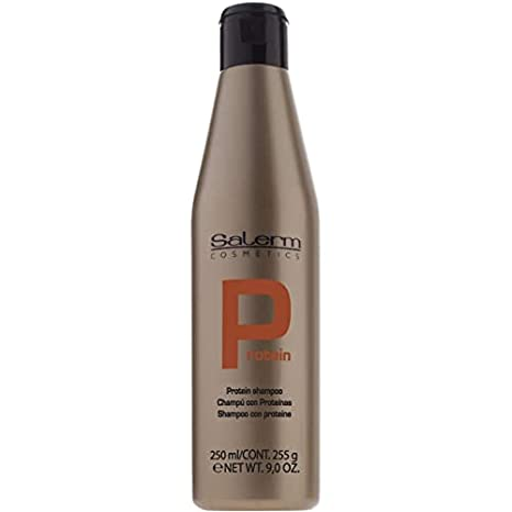 Salerm Cosmetics Protein Shampoo Champú - 250 ml