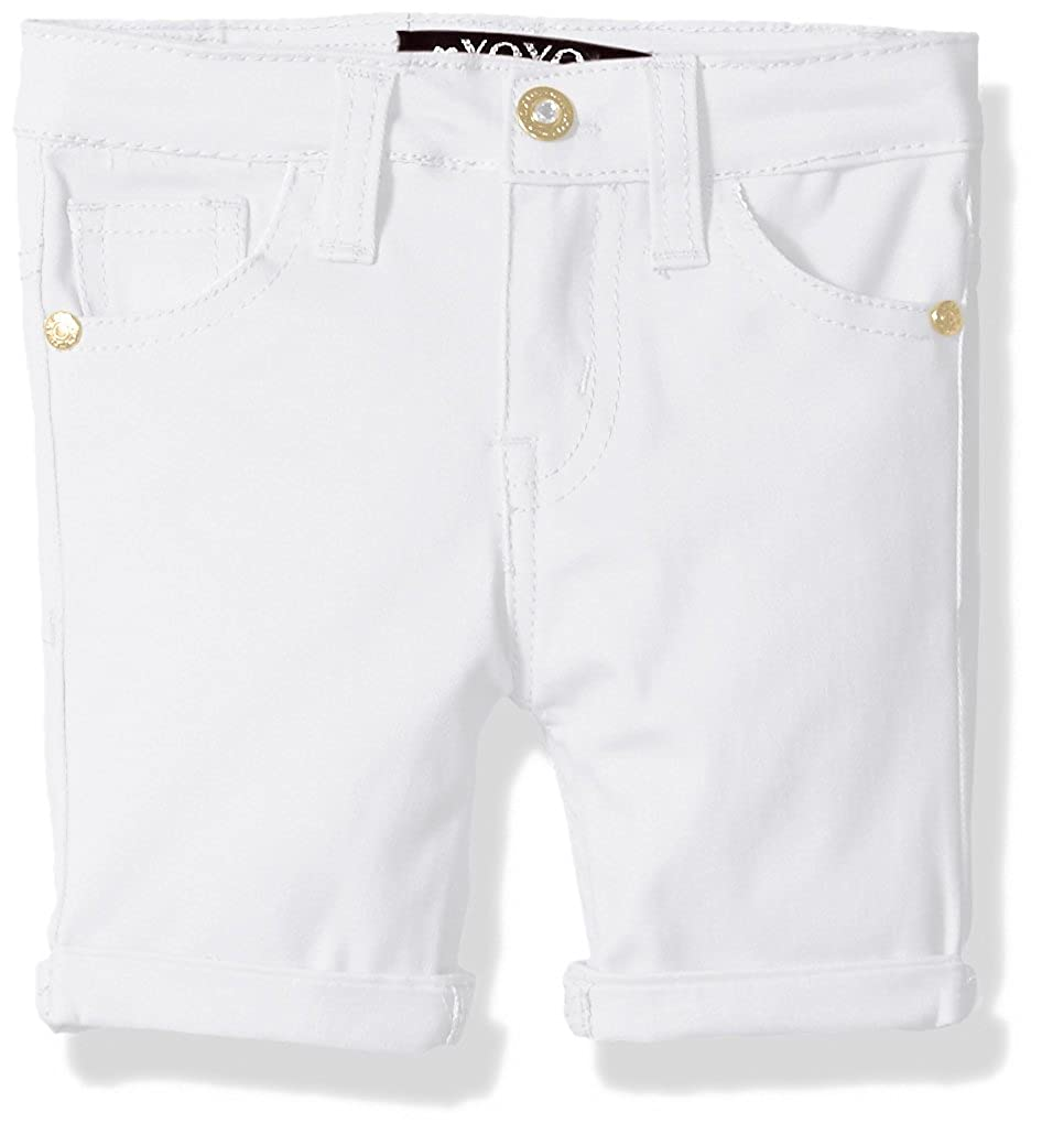 XOXO Girls' Toddler Stretch Twill Bermuda Short XOXO Children' s Apparel 29734