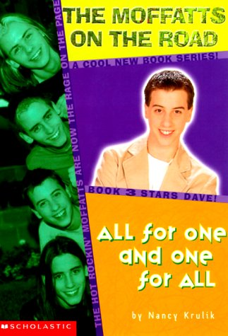 All for One and One for All (Moffatts on the Road) PDF