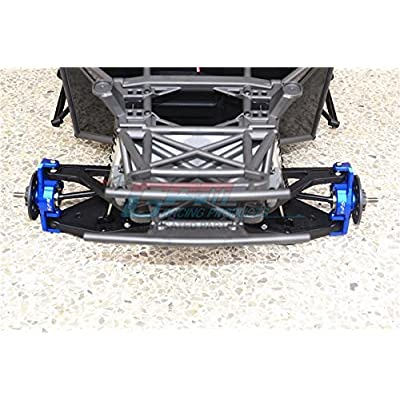 GPM Traxxas Unlimited Desert Racer 4X4 (#85076-4) Upgrade Parts Extra Duty Front Cvd with SST Joint and Harden Steel Body - 1Pr Set: Toys & Games