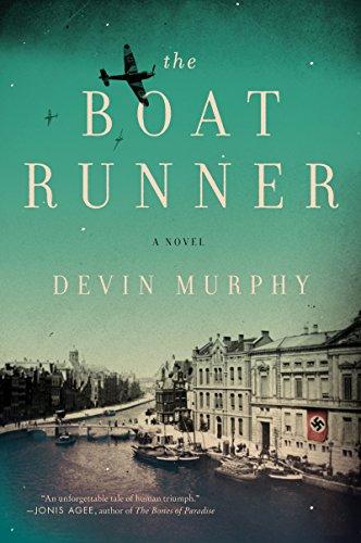The Boat Runner: A Novel cover