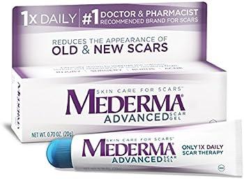 Mederma Advanced Scar Gel 1x Daily 0.7 oz.