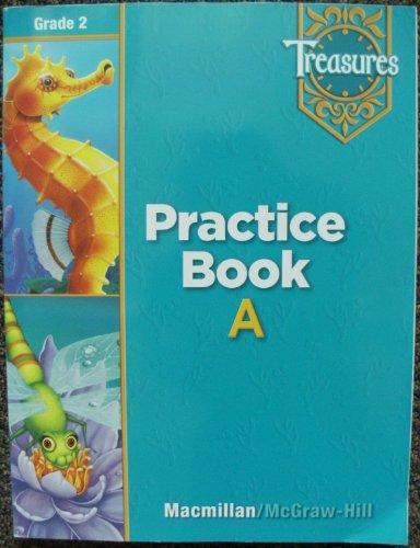 Treasures Practice Book A Grade 2 -  Macmillan McGraw-Hill, Workbook, Paperback