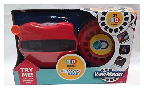 VIEW-MASTER VIEWMASTER 21 3D images DISCOVERY KIDS Dinosaurs marine safari NEW by Unbranded by Unbranded