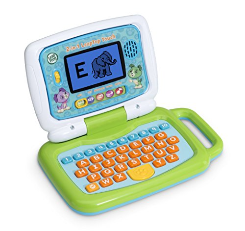 51E8Mp7b BL - LeapFrog 2-in-1 LeapTop Touch