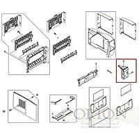 Control panel assembly - LJ 2300 series