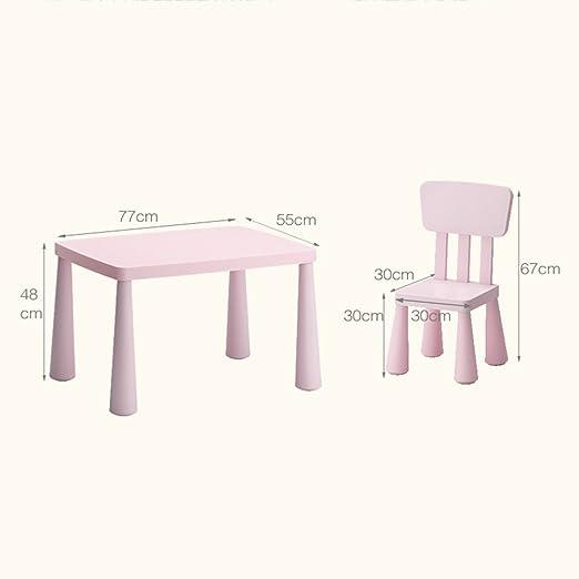 Sedie E Tavoli Di Plastica.Brisk Tavoli E Sedie Per Bambini Della Scuola Materna Impostato