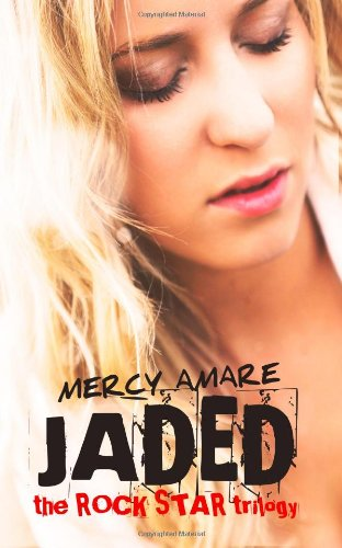 book cover of Jaded