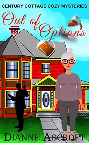 Out of Options is a prequel novella to the Century Cottage Cozy Mysteries series, and introduces Lois Stone and her companions, Raggs and Ribbons, a pair of perceptive calico cats. A dry district, a shocking secret, a missing person. When Lois Stone'...