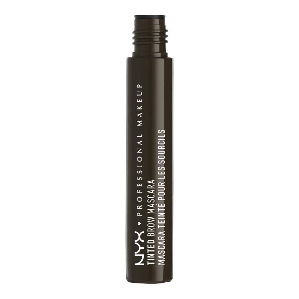 Buy Nyx Professional Makeup Tinted Brow Mascara Black 65ml Online Wet N Wild Ultimate Kit Ash Brown At Low Prices In India