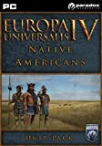 Europa Universalis IV: Native Americans Unit Pack [Online Game Code]