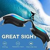 Swim Goggles, ZIONOR G1 Polarized Swimming Goggles