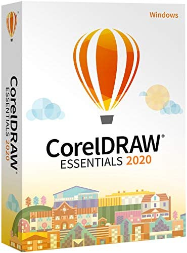CorelDRAW Necessities 2020   Graphic Design, Vector Illustration, Web page Structure Software program for Inventive Hobbyists and DIY'ers   Calendars, Playing cards, Social Media Photos and Extra [PC Disc]