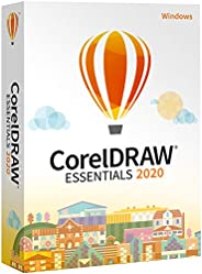 CorelDRAW Essentials 2020 | Graphic Design, Vector Illustration, Page Layout Software for Creative Hobbyists a