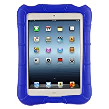 M-EDGE Ultra-Protective Closed-Cell Foam SuperShell Case Cover for iPad Mini 1 / 2 / 3 - Blue
