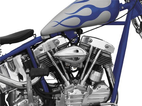 Teardrop Air (Paughco Replacement Air Filter for Teardrop Air Cleaner Assemblies 7FLTR)