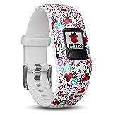 Garmin 010-01909-10 Vivofit Jr. 2-Adjustable Minnie Mouse Fitness GPS