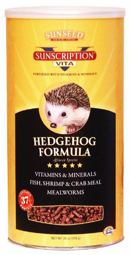 SUNSEED COMPANY 40060 Vita Hedgehog Formula pet memorial products