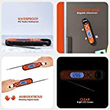 Marsno Digital Meat Thermometer for