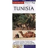 Tunisia (Globetrotter Travel Map)