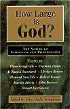 How Large Is God?, John Marks Templton, 1890151017
