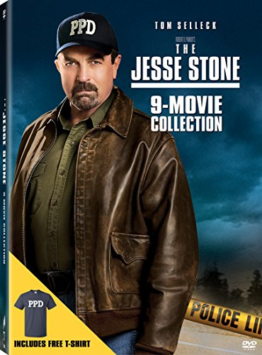 Jesse Stone 9-Movie Collection + Gift by Sony Pictures Home Entertainment