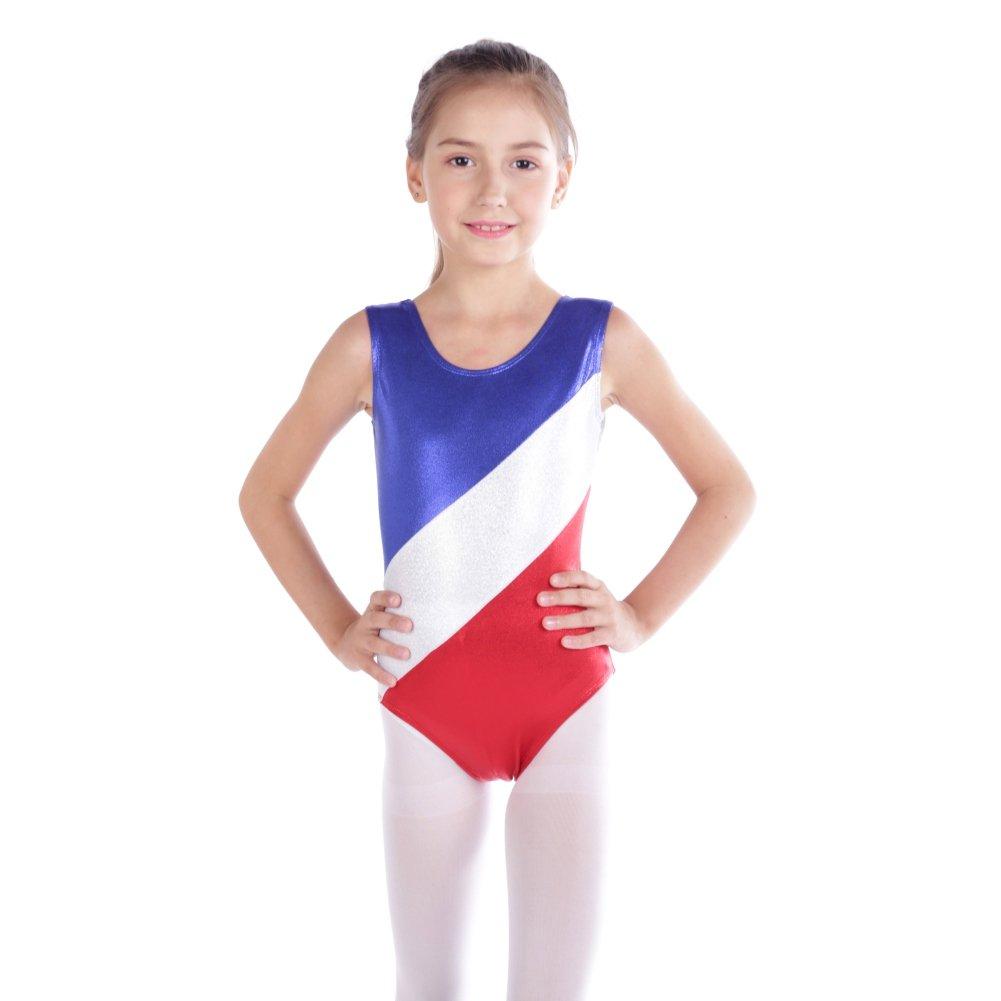 ee7c23b0c6ab Hougood Gymnastic Leotards for Girls Ballet Leotard Dance Bodysuit ...