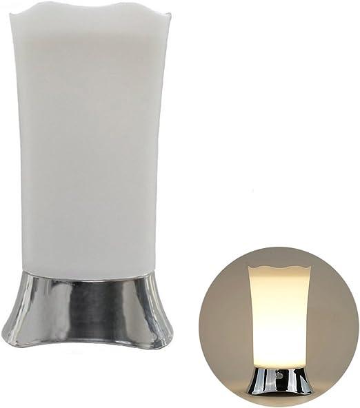 LEDMOMO Lámpara de escritorio Lámpara de mesa inalámbrica de luz ...