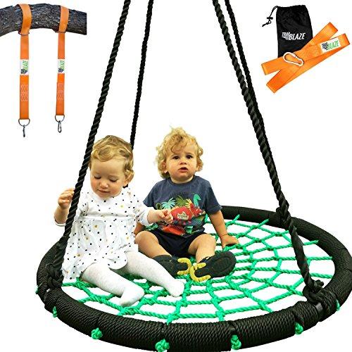 Trailblaze Tree Swing with Hanging Kit   XL 40