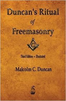 Book Duncan's Ritual of Freemasonry - Illustrated