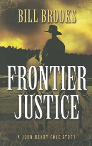book cover of Frontier Justice