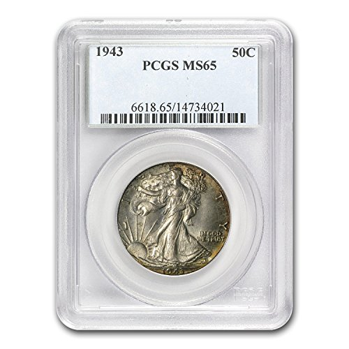 1943 Walking Liberty Half Dollar MS-65 PCGS Half Dollar MS-65 PCGS