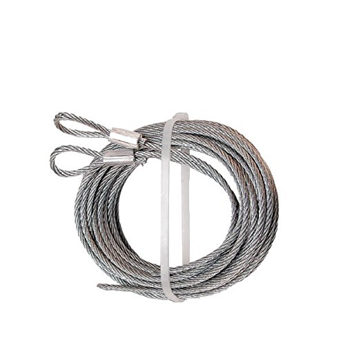 Safety Cables, Overhead Garage Doors - 4 pack