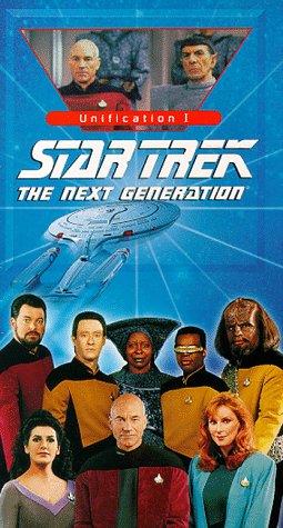 Star Trek - The Next Generation, Episode 108: - Star Trek Unification