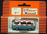 Roco Minitanks HO Scale VW Van Follow Me Airport Runway Vehicle - Plastic #811