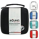 Soundbass - Black Premium Hard Case For Bose Soundlink Color Wireless Bluetooth Speaker Carrying Travel Storage Case Bag