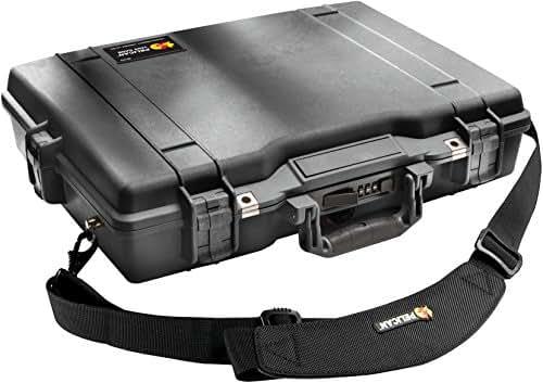 Laptop Case with Foam: 17.25